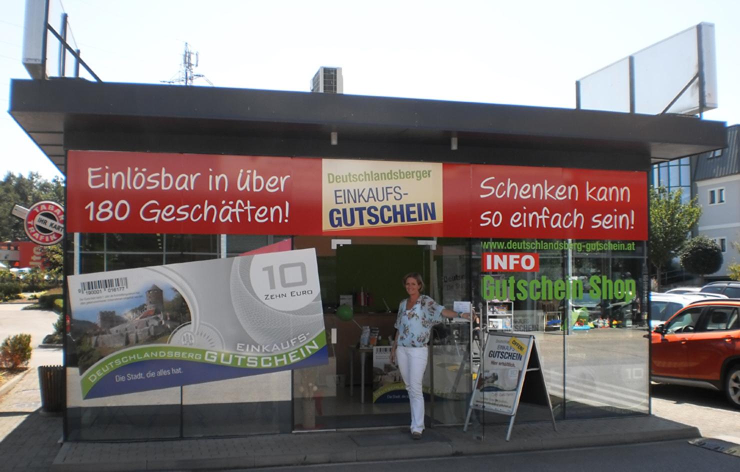 Gutschein Shop